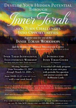 Inner Torah Teleconference